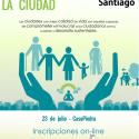Foro Santiago 2041: Humanizando la ciudad