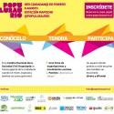 """""""Populusario"""": 1ª Cumbre de la sociedad civil organizada. Jueves 8 de agosto"""