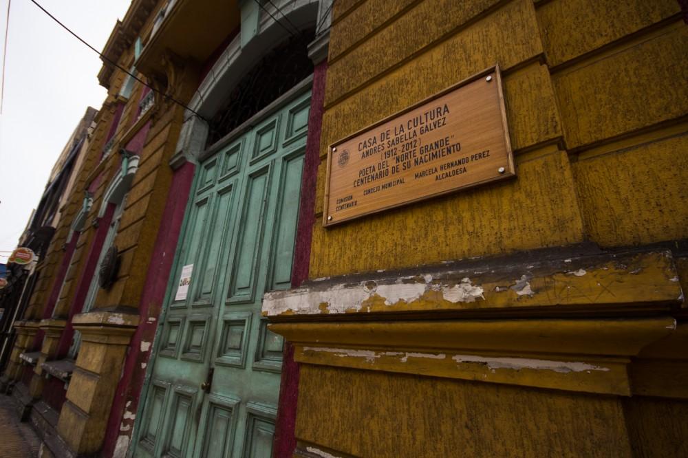 Casa de la Cultura A. Sabella