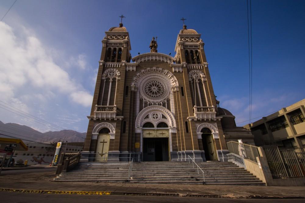 Basílica Corazón de María