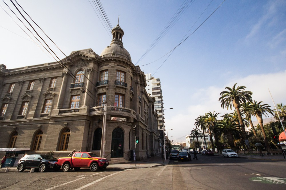 Ex edificio Correos