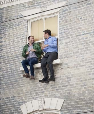 Leandro Erlich Creates A House Of Mirrors