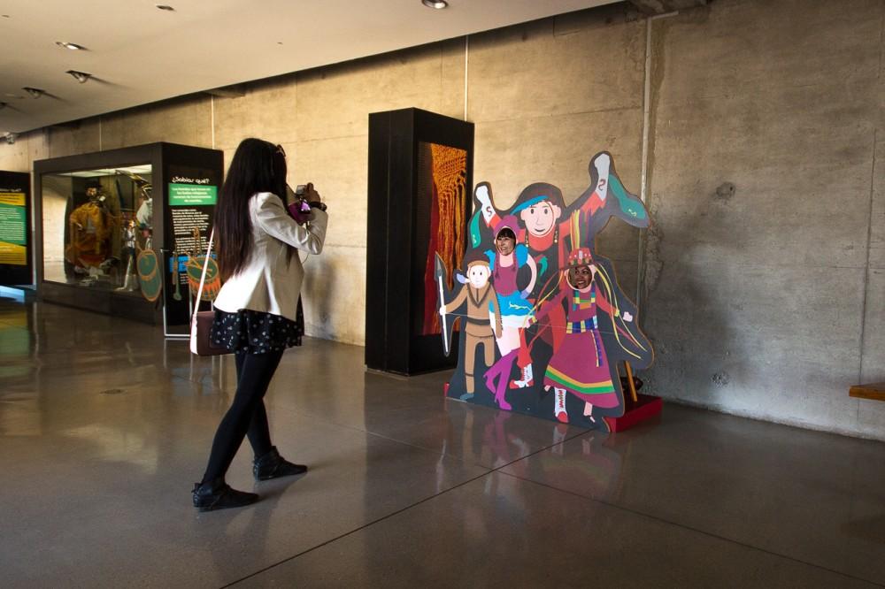 Pasillo Museo Desierto de Atacama (MDA)