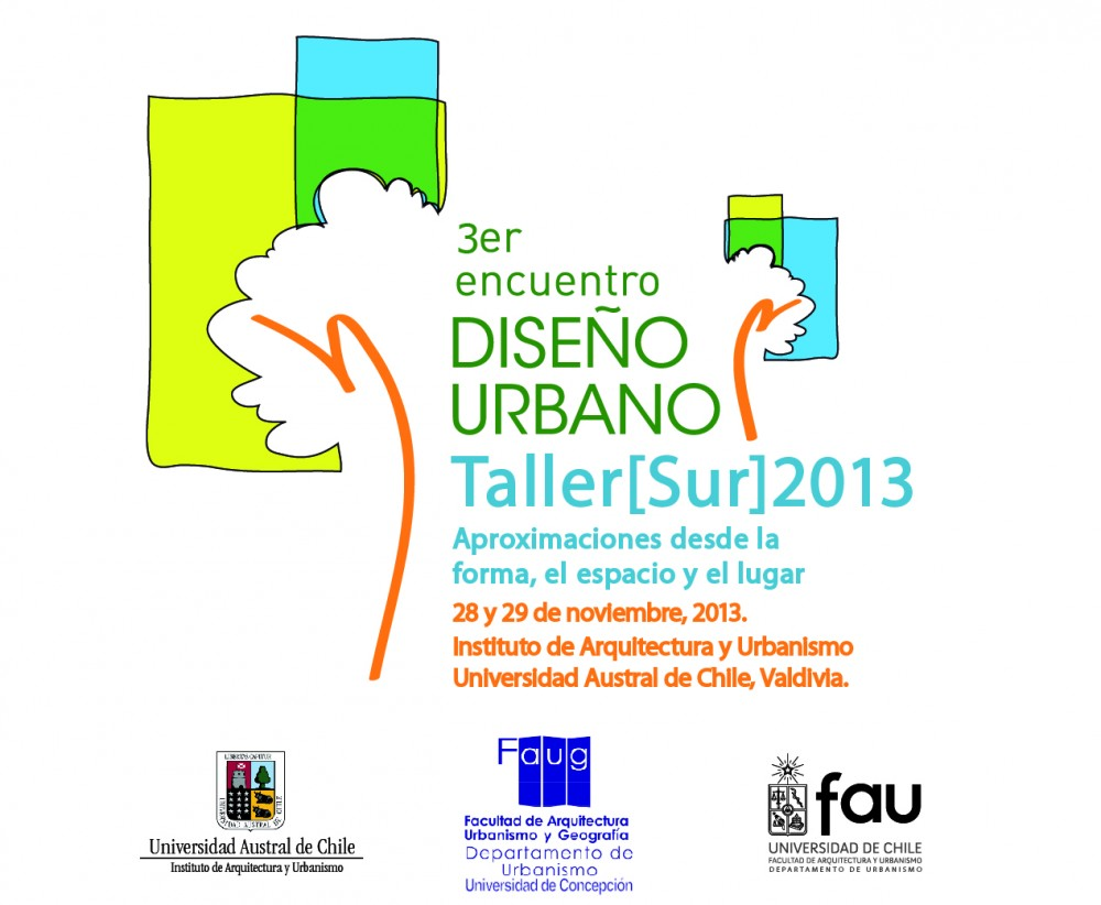 3er encuentro de Diseño Urbano
