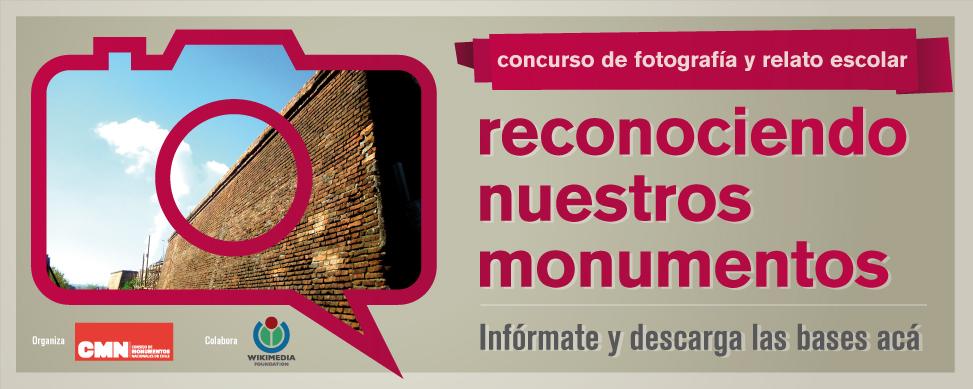 concurso reconociendo nuestros monumentos