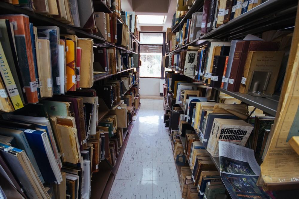 Biblioteca Central 4