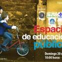 "Domingo 20: Bicipaseo Patrimonial ""Espacios de educación pública"""