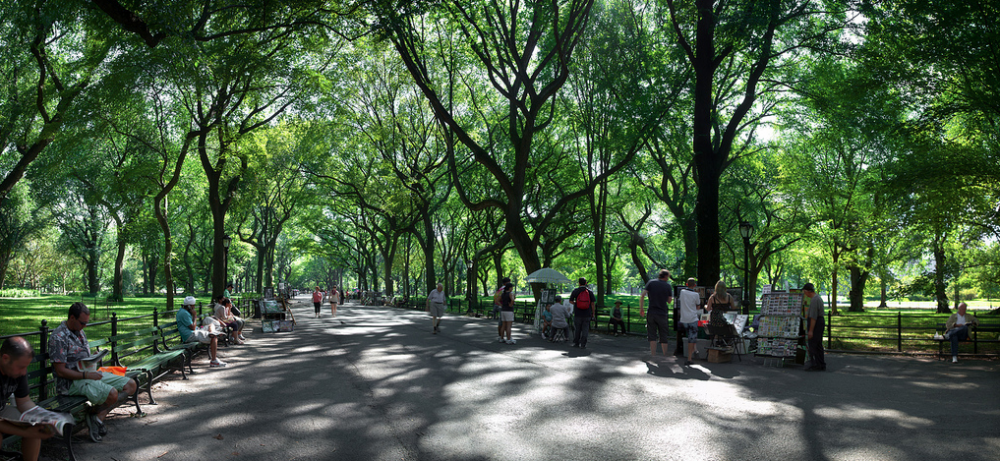 Central Park, Nueva York © WanderingtheWorld, Flickr.