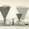 por Peter Cook vía Archigram Archives