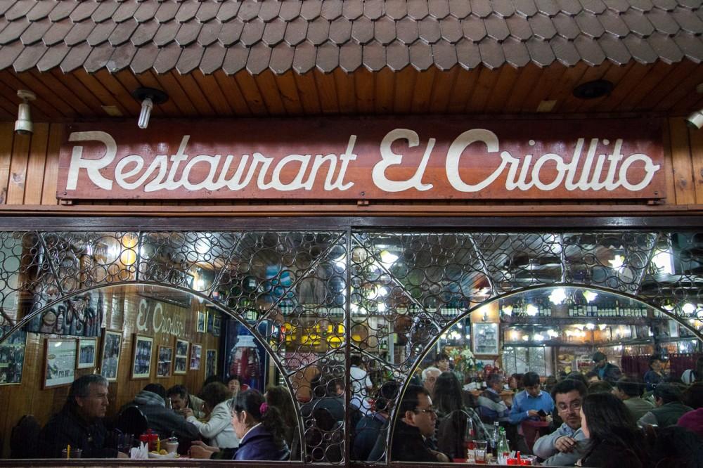 Mercado Municipal 3 Criollito