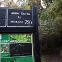 Sendero Agua Santa 1