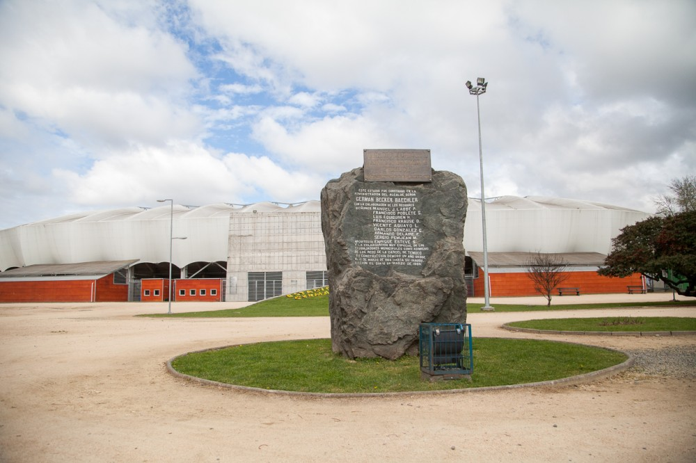 Estadio Municipal Temuco 1