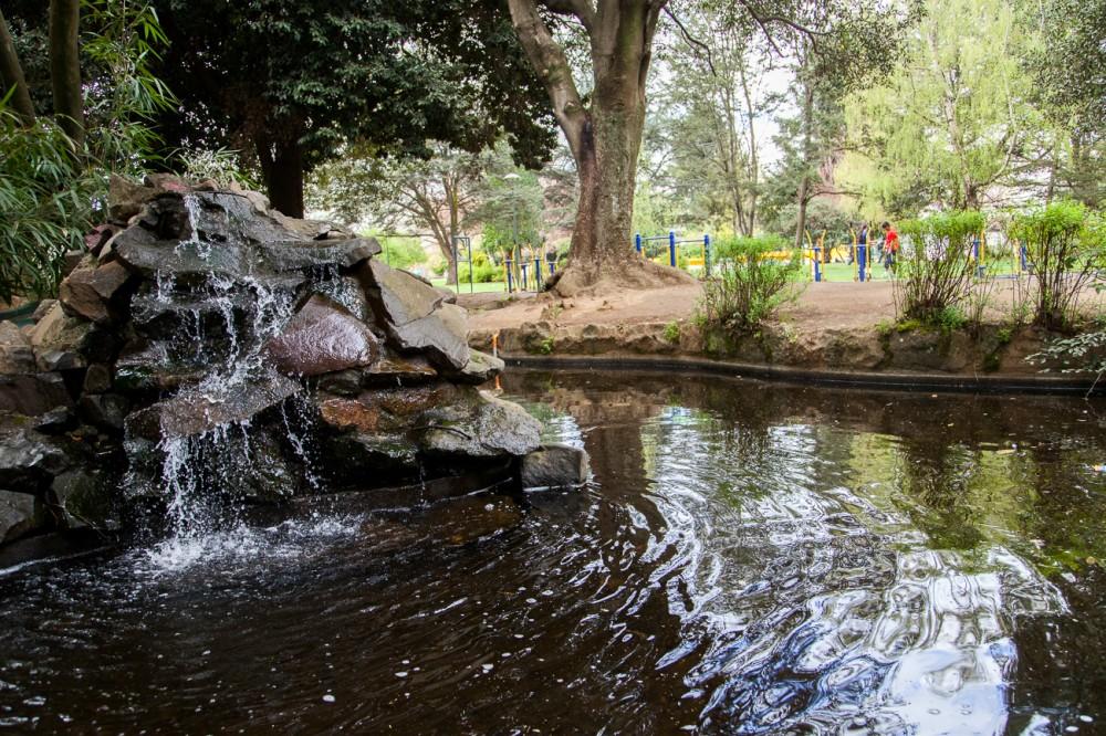 Parque Becker Laguna 2