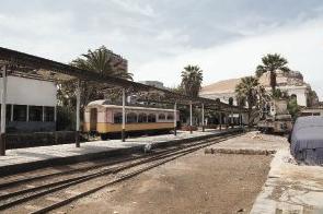 Tren Arica a La Paz
