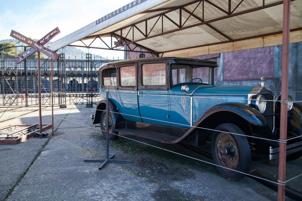 Autocarril presidencial © Andrea Manuschevich para Plataforma Urbana
