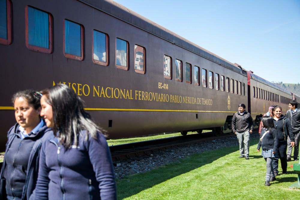 Museo Ferroviario Pablo Neruda 4