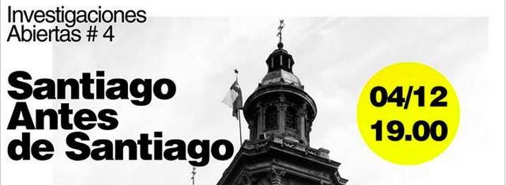 Santiago antes de Santiago