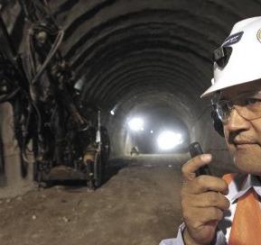 Túnel Costanera Norte - Autopista Central