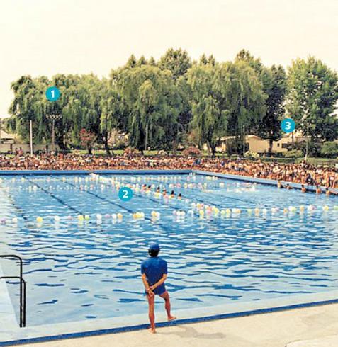 Piscina municipal La Cisterna