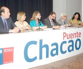 Licitación Puente Chacao