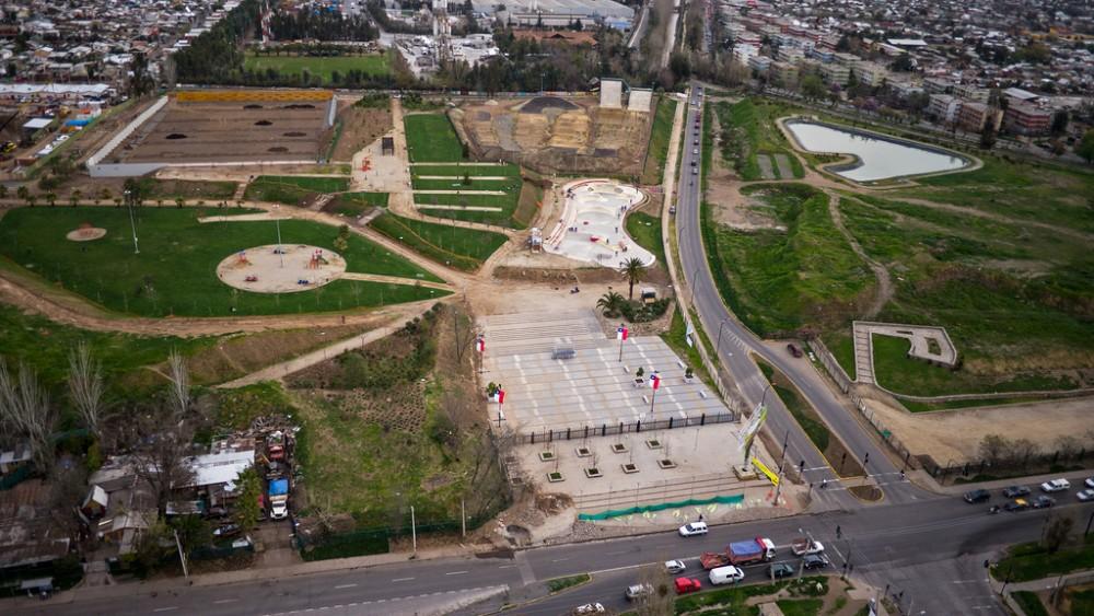 Parque Peñalolen 1