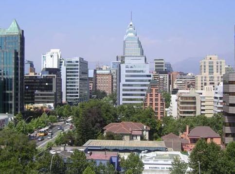Edificios Santiago