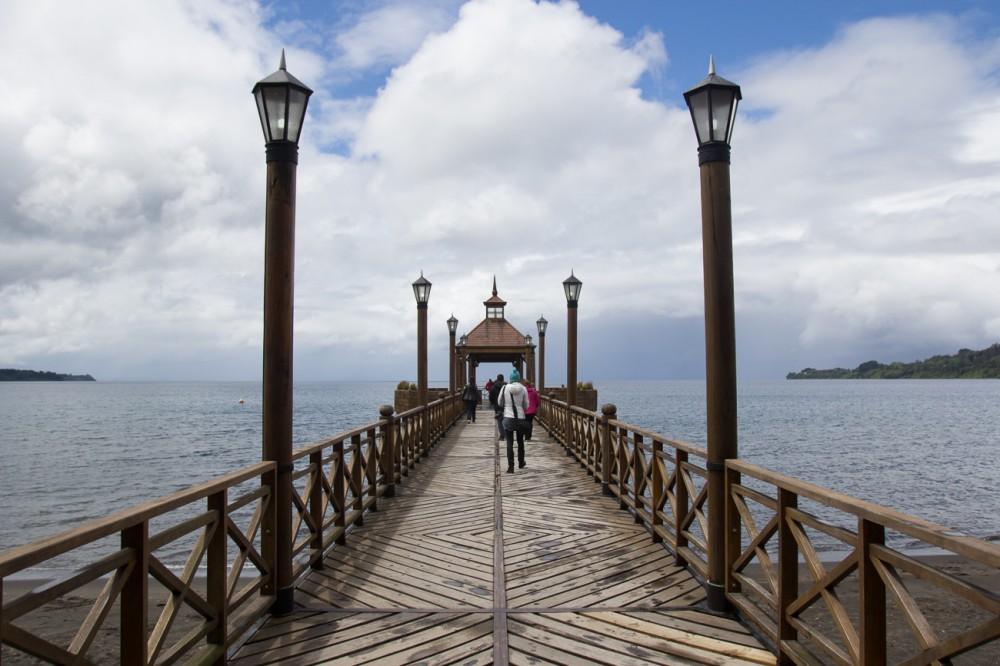 Muelle de Frutillar. © Armando Torrealba para Plataforma Urbana.