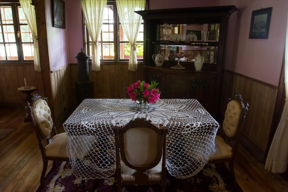 Museo Colonial Alemán Interior Casa de Campo