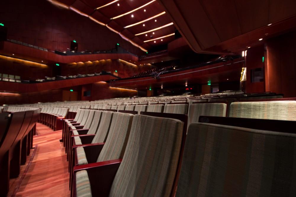 Teatro del Lago Salón principal 2