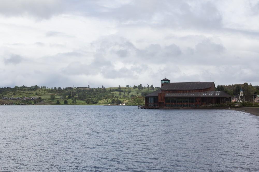 Teatro del Lago. © Armando Torrealba para Plataforma Urbana