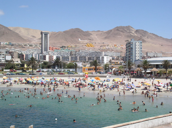 Antofagasta Balneario Municipal