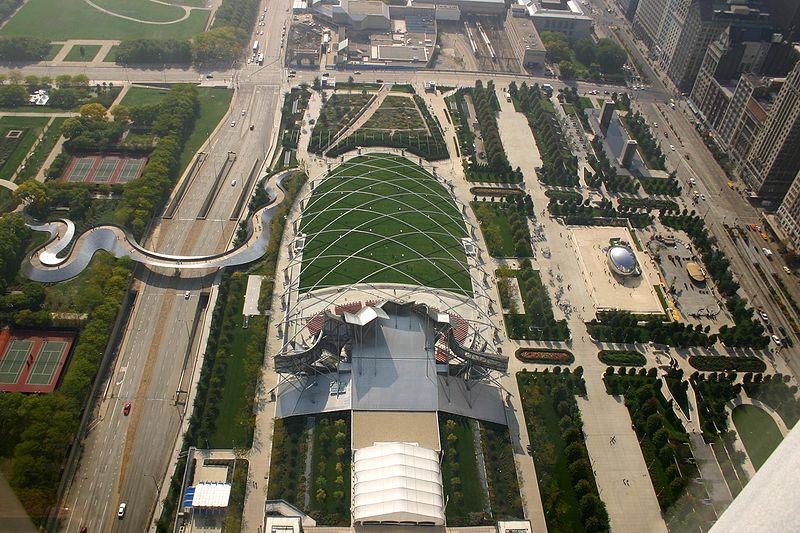Chicago ©Wikimedia Commons