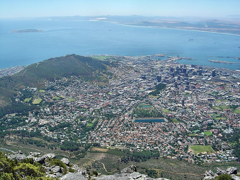 Cape Town © Wikimedia Commons