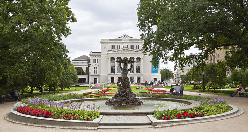 Riga ©Wikimedia Commons