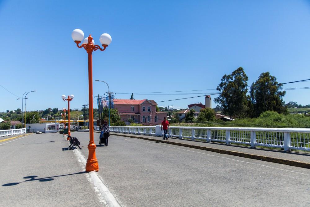 Fuerte Reina Luisa  Paseo peatonal 2
