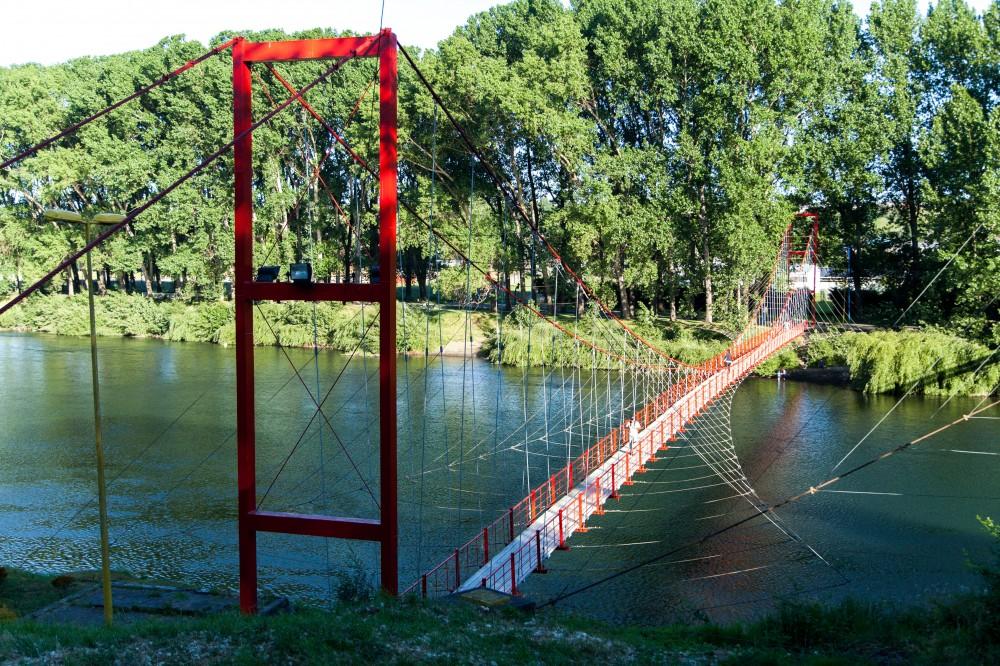 Parque Bellavista Puente Colgante 1