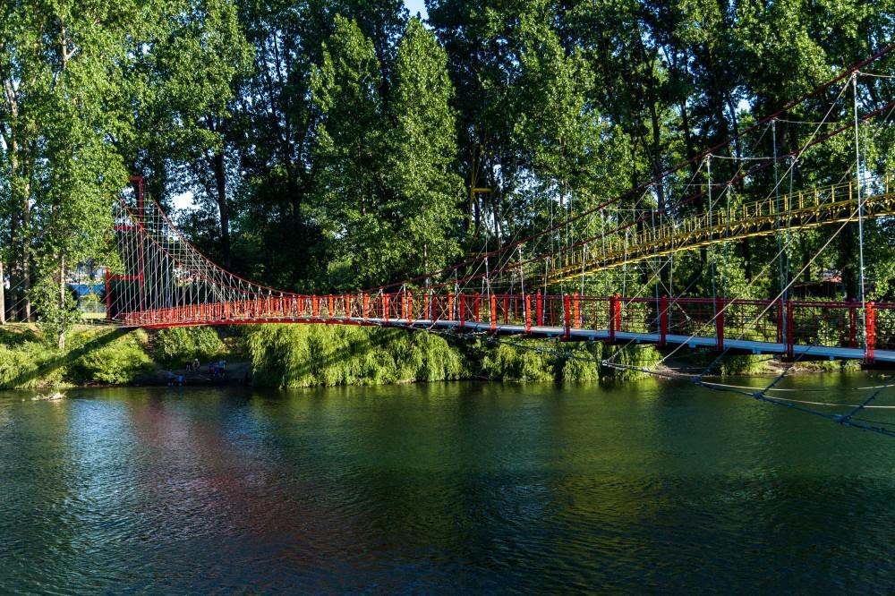 Parque Bellavista Puente Colgante 3
