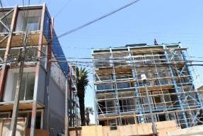 Nuevas viviendas Valparaíso