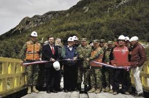 Inauguración Parque Nacional Yendegaia, Magallanes