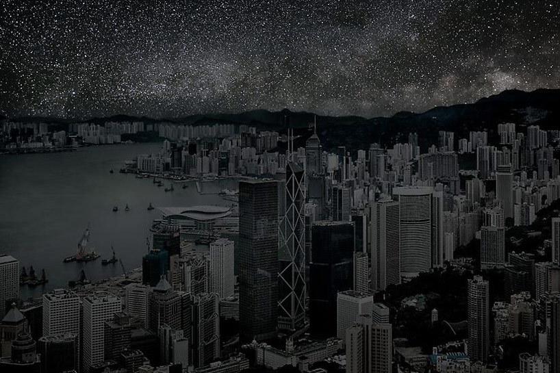 Hong Kong. Image © Thierry Cohen