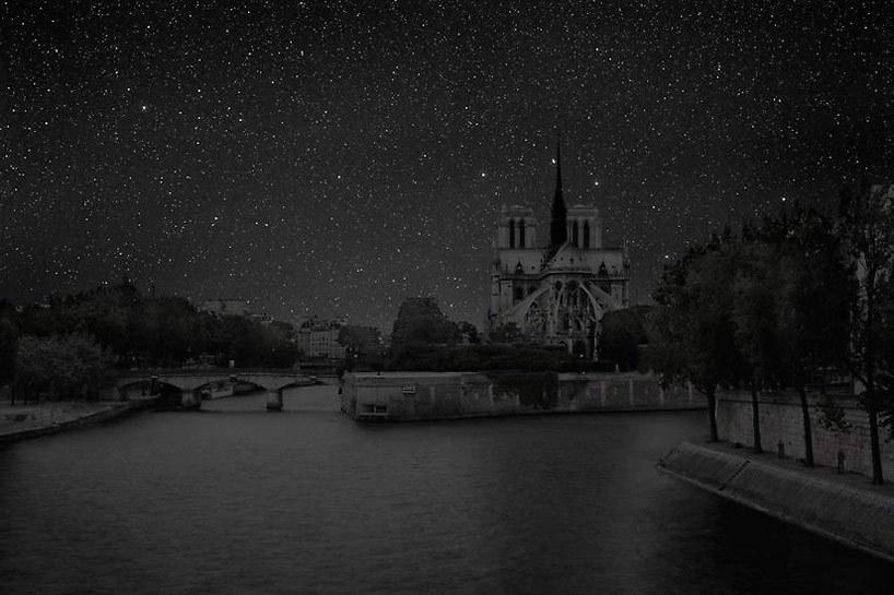 Paris. Image © Thierry Cohen