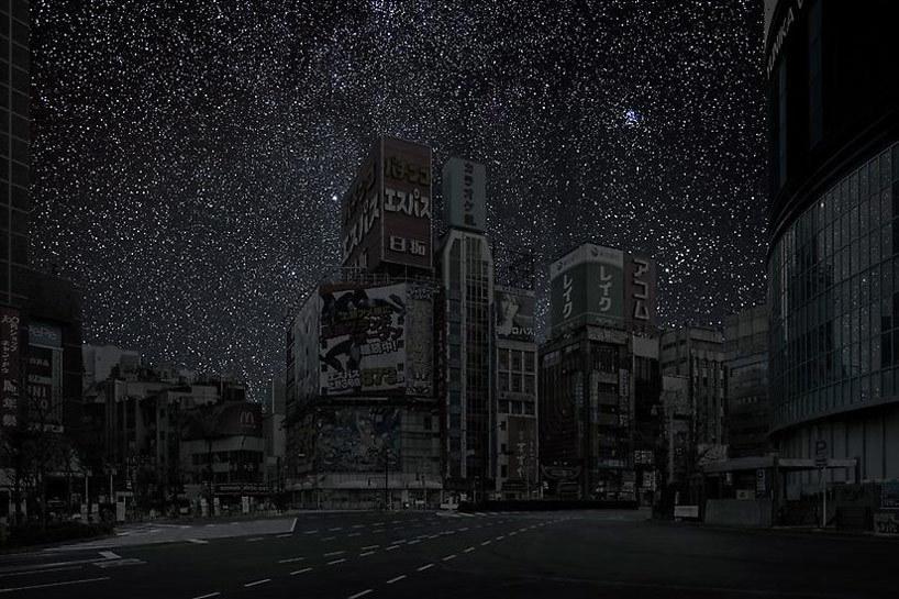 Tokio. Image © Thierry Cohen