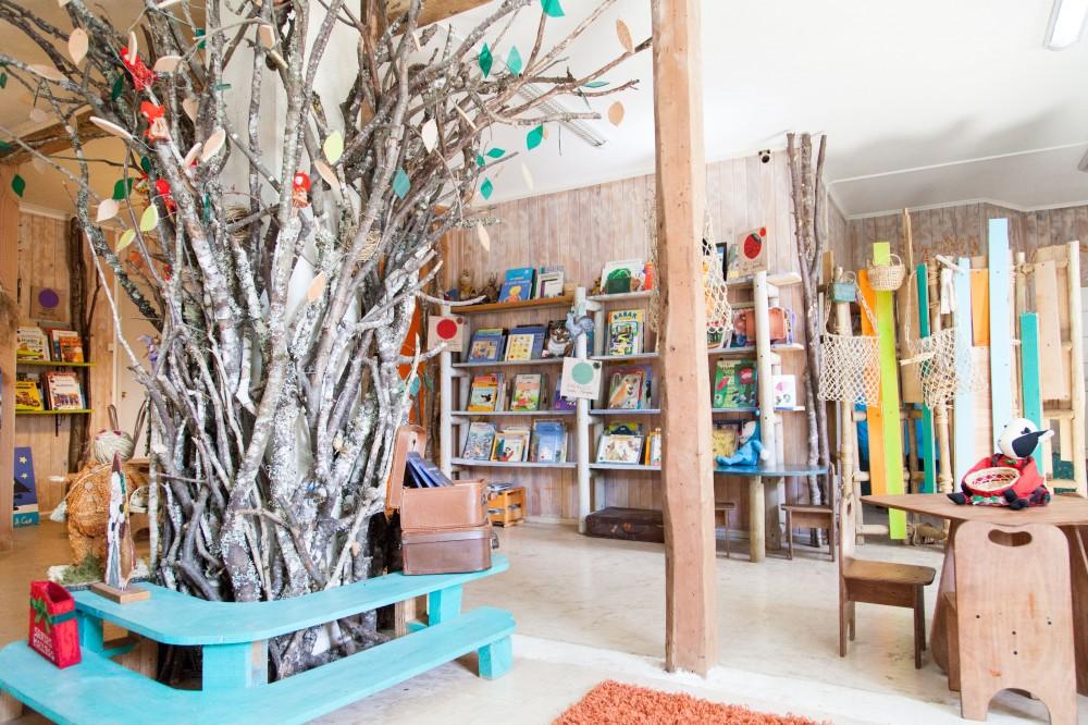 Centro Cultural Francés, Centro Lector Infantil Osorno © Andrea Manuschevich para Plataforma Urbana