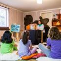 Centro Lector Infantil. © Andrea Manuschevich para Plataforma Urbana