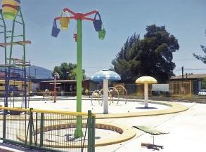 Plazas acuáticas públicas