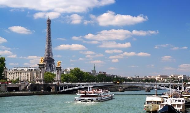 Sena, París, Francia