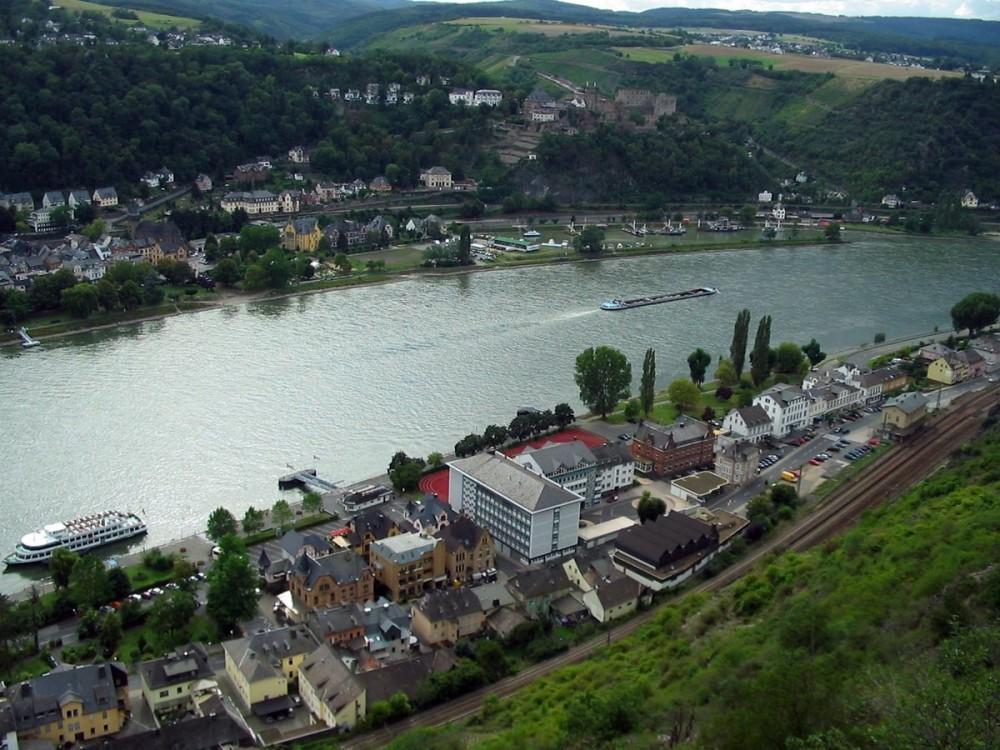 Rin, Europa