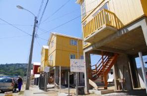 viviendas sociales Dichato