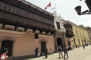 Torre Tagle Cancillería peruana