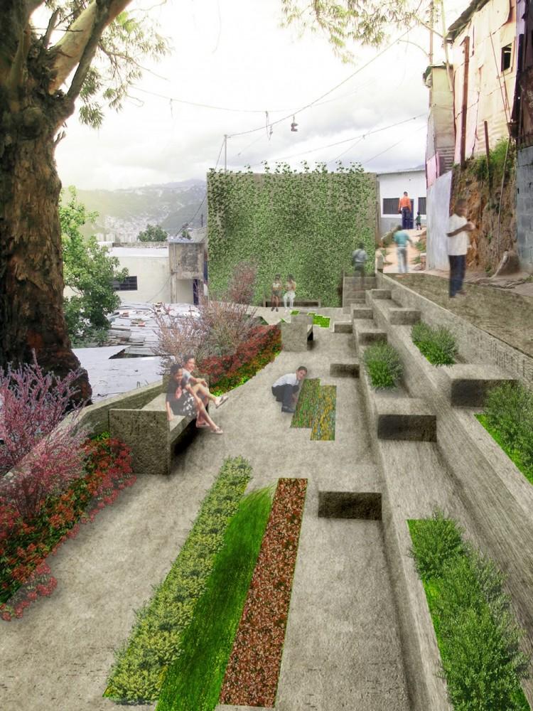 Au5 plataforma urbana for Plataforma arquitectura